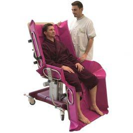 Iris Height Adj Profiling Shower Table