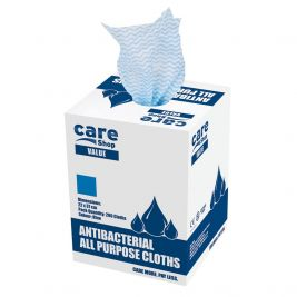 Care Essentials Cloth Blue 6x200