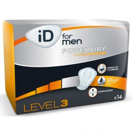 ID For Men Level 3 12x14
