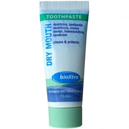 Bioxtra Dry Mouth Toothpaste 15ml