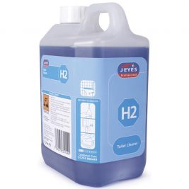 H2 TOLIET CLEANER 2X2L