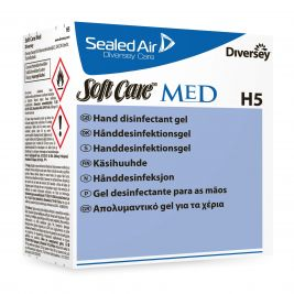 Diversey Soft Care Med H5 Gel 800ml
