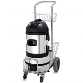 Duplex Jet Vac Eco Steam Cleaner