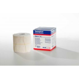 Tensoplast Elastic Adhesive Bandage 5cmx4.5m 1x12