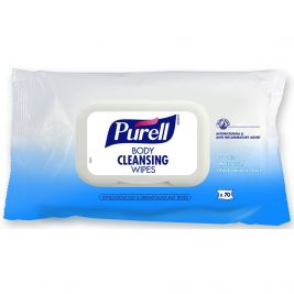 PURELL Body Cleansing Wipes 12x70