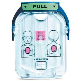 Heartstart HS1 Defibrillator Paediatric Pads Cartridge