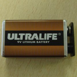Lifeline Lithium Battery 9v