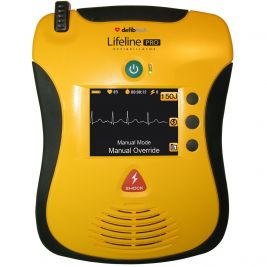 Lifeline PRO Defibrillator with Standard Capacity Battery
