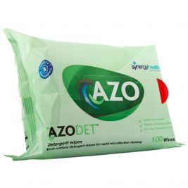 Azodet Detergent Wipes 15x100