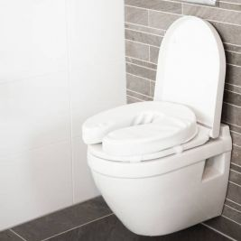 Padded Toilet Seat 4 Inch