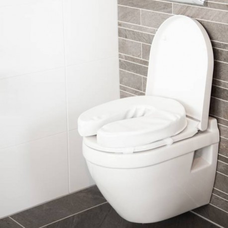 Padded Raised Toilet Seat 4 Quot
