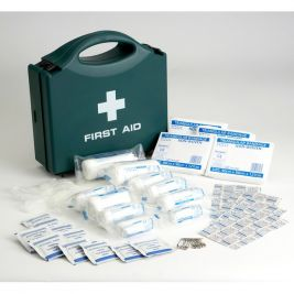 Hse Standard 1-10 Person First Aid Kit