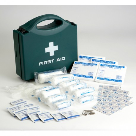 HSE 1-10 PERSON FIRST AID KIT REFILL