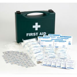 Hse Standard 21-50 Person First Aid Kit