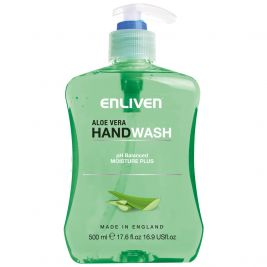 Enliven Anti-Bacterial Hand Wash Aloe Vera 500ml