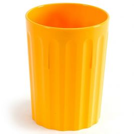 Harfield Polycarbonate Fluted Tumbler 25cl