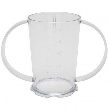 Harfield Polycarbonate 2 Handled Beaker