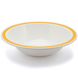 Harfield Polycarbonate Duo Bowl 17cm