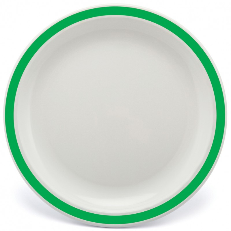 Polycarbonate Duo Plate 17cm