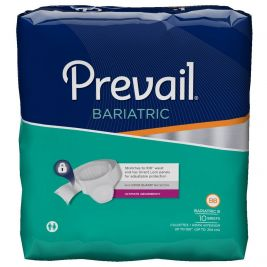 Prevail Bariatric Briefs B 4x10