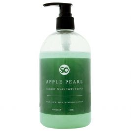 Selden Apple Pearl Luxury Soap 450ml