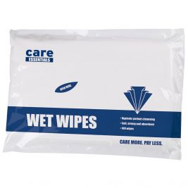 Care Essentials Moist Wipes 20x100