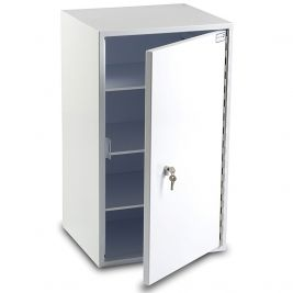 Controlled Drug Cabinet 3 Shelf 50x45x85cm