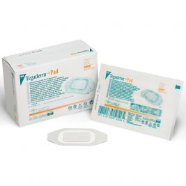 Tegaderm +pad Film Dressing With Non-adherent Pad 5x7cm 1x50