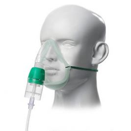 Cirrus Nebuliser Mask Kit And Tubing Adult