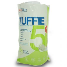 Tuffie 5 Universal Sanitising Wipes Flexible Canister 1x150