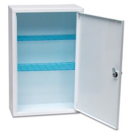 Metal First Aid Cabinet 46x30x14cm