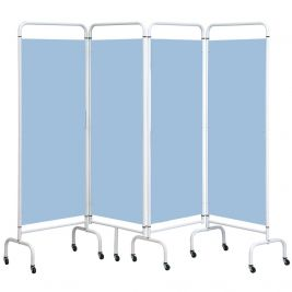 4 Tier Mobile Screen Solid Panels