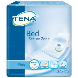 Tena Bed Plus 60cmx60cm 4x30