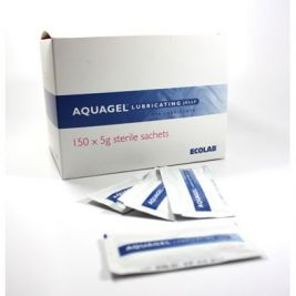 Aquagel Lubricating Jelly Sachet 5g 1x150