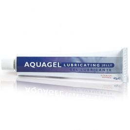 Aquagel Lubricating Jelly Tube 42g