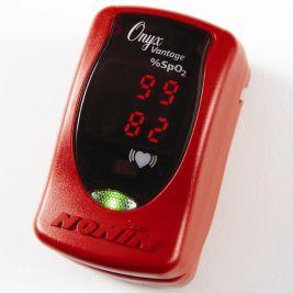 Nonin 9590 Onyx Vantage Oximeter Red