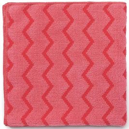 Hygen Microfibre Cloth Red