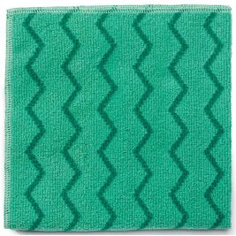 Hygen Microfibre Cloth Green