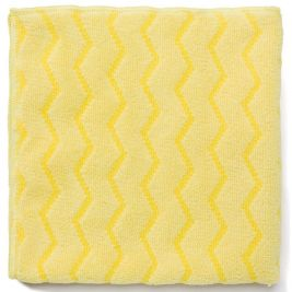 Hygen Microfibre Cloth Yellow