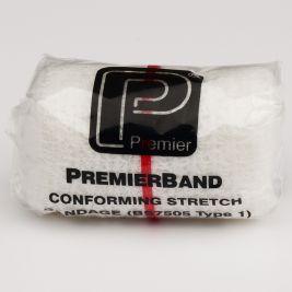 Premierband Conforming Stretch (retention) Bandages 5cmx4m 1x20