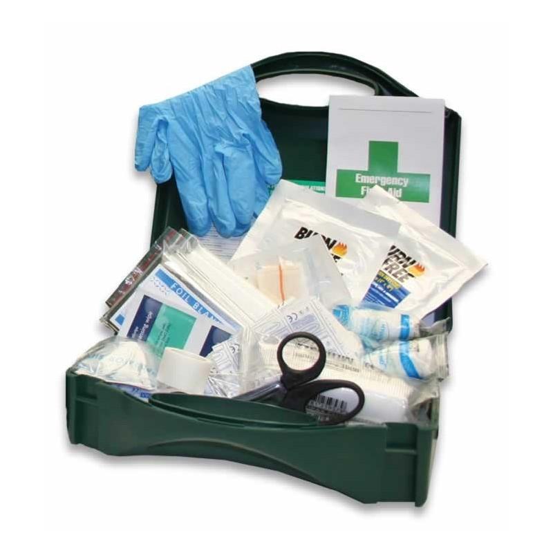 BSI Standard Catering First Aid Kit Medium f36fb1cdd8e73