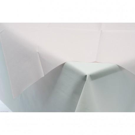 WHITE SLIPCOVER 90CM