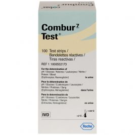 Combur 7 Test Strips 1x100