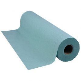 Couch Rolls 2 Ply Blue 50cmx40m 1x9