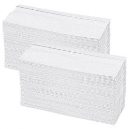 Z-Fold Hand Towel 2 Ply White 15x200
