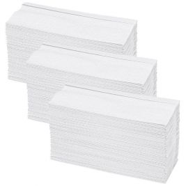 C-fold Hand Towel 1 Ply White 16x164