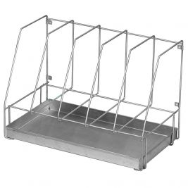 Bristol Maid Drainage Rack for Bedpans