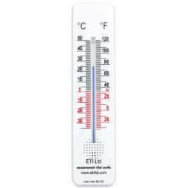 Plastic Framed Wall Thermometer