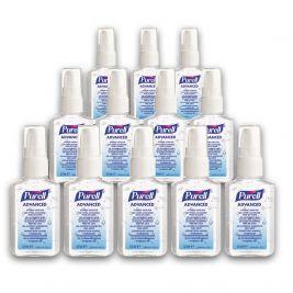 PURELL Advanced Hygienic Hand Rub 60ml 1x24