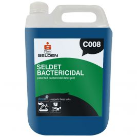 Selden Seldet Bactericidal Detergent 5 Litres